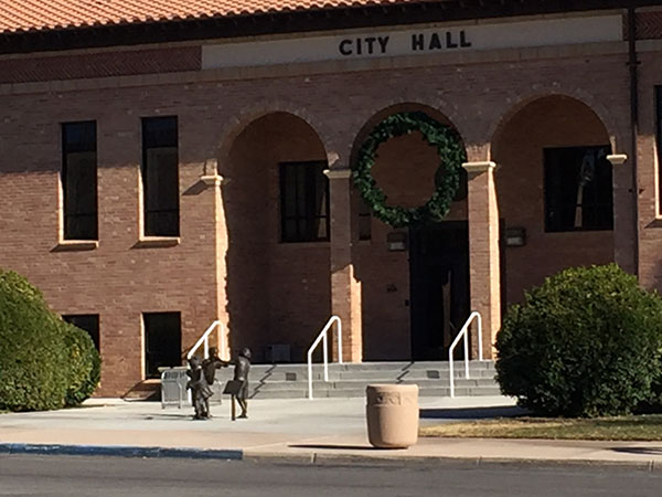 Boulder City Nevada City Hall