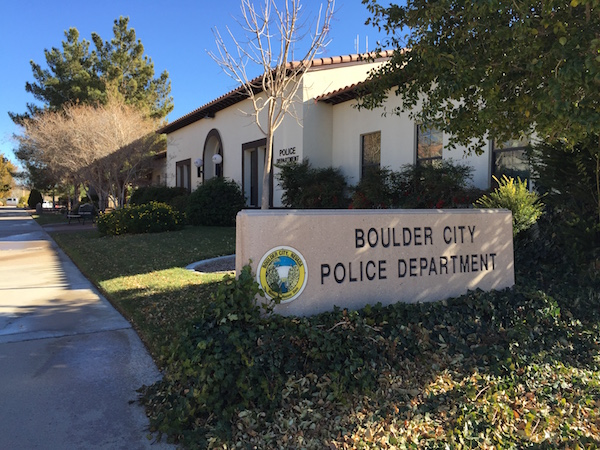 Boulder City Detention Center