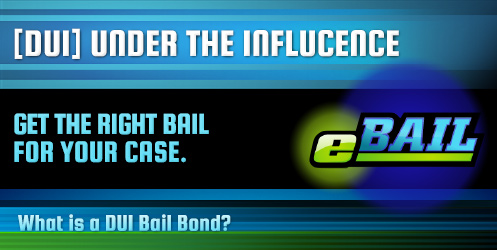 DUI Under the Influence Bail Bonds Las Vegas