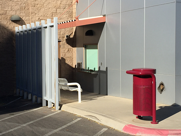 Henderson Detention Center Inmate Bail Window